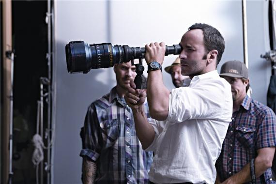 Субъективно о кино: Кинозал: одинокий мужчина, съемки