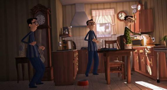 Анимация: Кинозал: destiny, судьба, fabien weibel