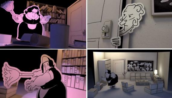 Анимация: Coquino
