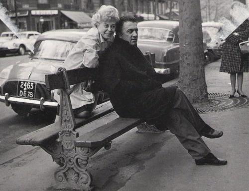 Frederico Fellini, Giulietta Masina