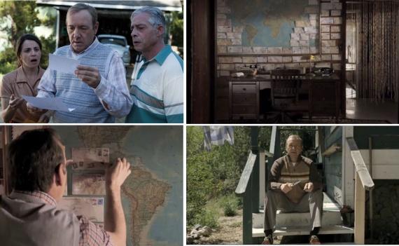 Кинозал: конверт с кевином спейси, фильм конверт, короткометражная драма