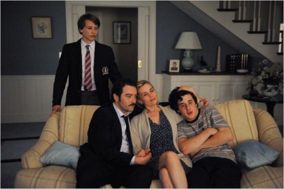 Кинозал: в доме, фильм франсуа озона