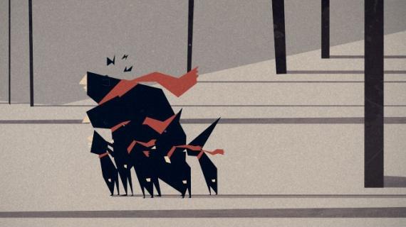 Анимация: Кинозал: between bears, short film