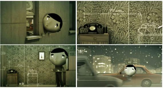 Анимация: Кинозал: skhizein, раскол, шизофрения, мульт