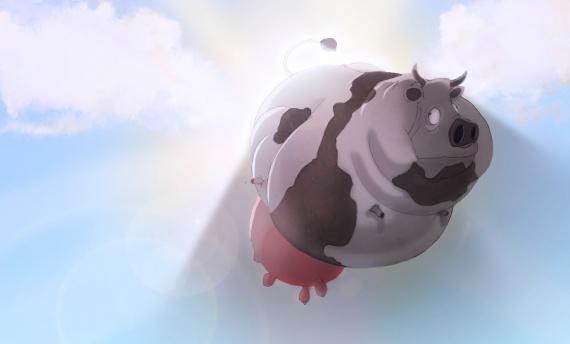 Анимация: Кинозал: fat, gary fouchy