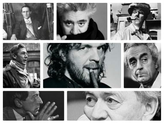 Литература: режиссеры, европейское кино