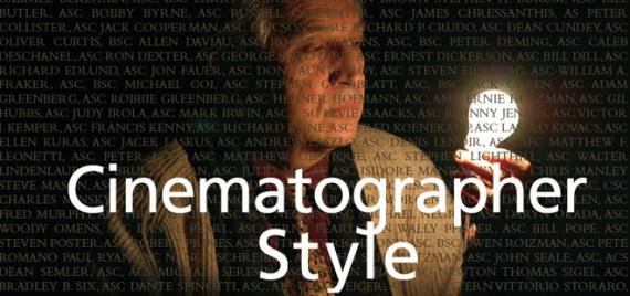 Практика: стиль кинооператора, документально кино о кинооператорах