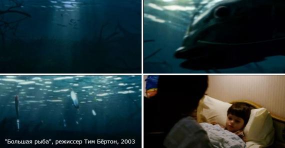 Практика: Блог им. Chief: большая рыба, первые кадры фильма