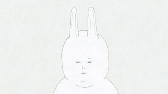 Анимация: The Great Rabbit by Atsushi Wada, номинанты сезар 2014