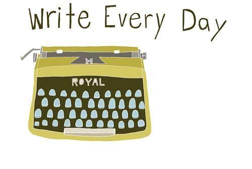 Блог им. Chief: инструменты писателя, печатная машинка, творческий кризис, мастерство писателя, литература