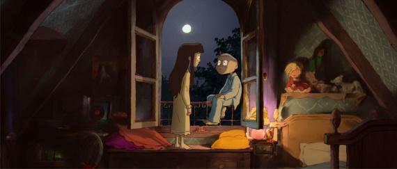 Анимация: Премьера осени - Волшебный лес. (Не)много Миядзаки в новой французской анимации.